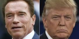 Schwarzenegger past voor nieuw seizoen 'The Apprentice' door Trump