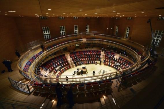 Berlijnse 'juwelendoos' van Frank Gehry geopend