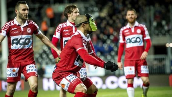Charleroi leek even uit de Play-off-1 te vallen