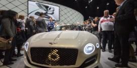 VIDEO. Bentley stelt eerste luxueuze elektrische auto voor