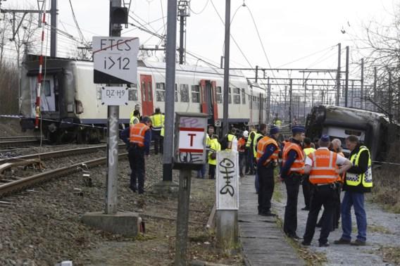 Treinongeval Leuven veroorzaakt door te hoge snelheid