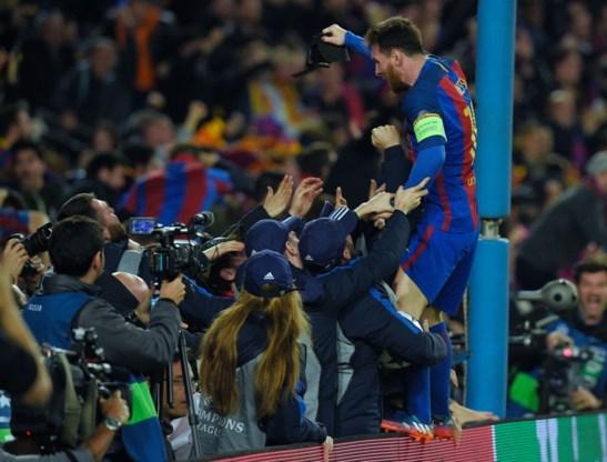 Messi degradeert tegenstand ook in topschuttersstand Champions League tot figuranten