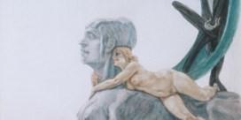 Félicien Ropsmuseum krijgt 'De sfinx'