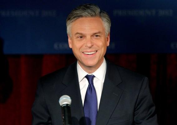 Voormalige gouverneur van Utah wordt Amerikaanse ambassadeur in Rusland