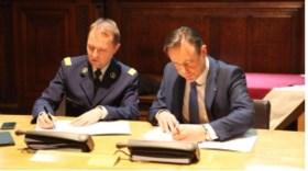 Waarom de Antwerpse politie zich voorbereidt op biologische en nucleaire dreiging