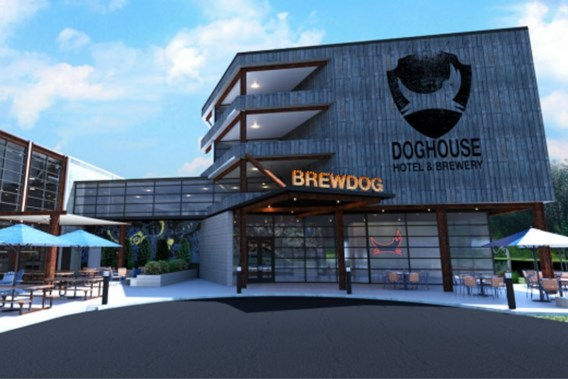 Brouwerij BrewDog wil 'Disneyland voor bierfanaten' openen