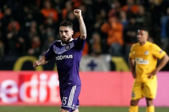 Anderlecht doet uitstekende zaak in Cyprus