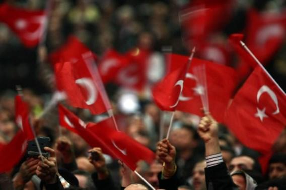 Erdogan scoort het best bij Vlaamse Turken
