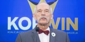 Europarlementslid krijgt strenge sanctie voor seksistische uitspraak