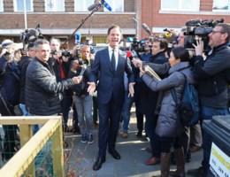 Rutte stopt Wilders