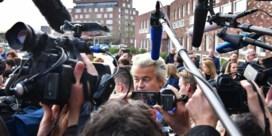 Wilders: 'Niet het aantal zetels waarop ik had gehoopt'