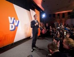 """VIDEO. Rutte: 'Nederland heeft """"ho"""" gezegd tegen verkeerde soort populisme'"""