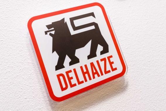 Staking in 15 supermarkten van Delhaize