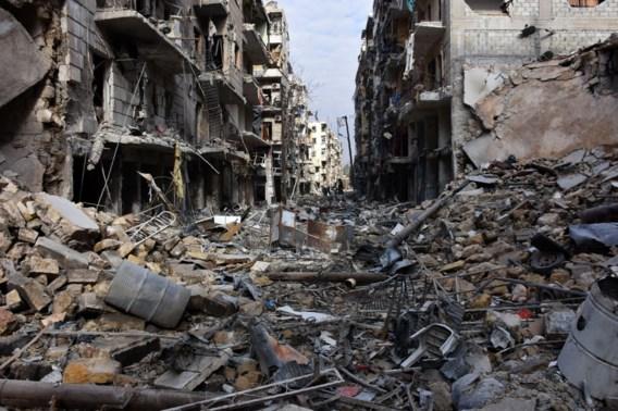 Washington ontkent moskee te hebben geviseerd in Syrië