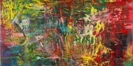 De thuismatch van Gerhard Richter