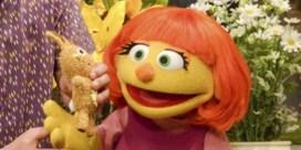 Nieuwe Muppet heeft rood haar, groene ogen en... autisme