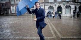 Rutte wil regering vormen met CDA en D66