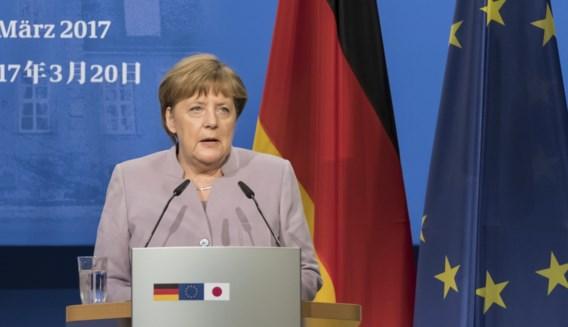 Merkel heeft genoeg van nazi-vergelijkingen