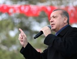 Erdogan: 'Europeanen zullen nergens ter wereld nog veilig zijn'