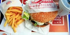 Fastfood is weer hip, met dank aan Sergio Herman