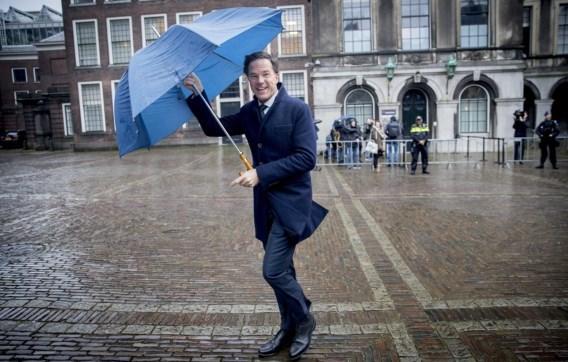 VVD, CDA, D66 en GroenLinks gaan onderhandelen over coalitie