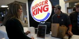 België krijgt 40 Burger King's, maar Quick blijft