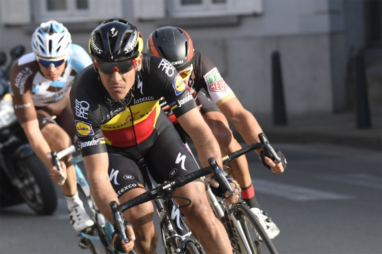 Indrukwekkende Van Avermaet wint E3 Harelbeke na machtssprint van drie tenoren