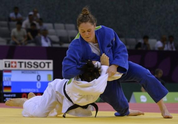 Knie houdt judoka Roxane Taeymans weg van GP Tbilisi en EK