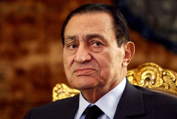 Oud-Egyptisch president Moebarak op vrije voeten