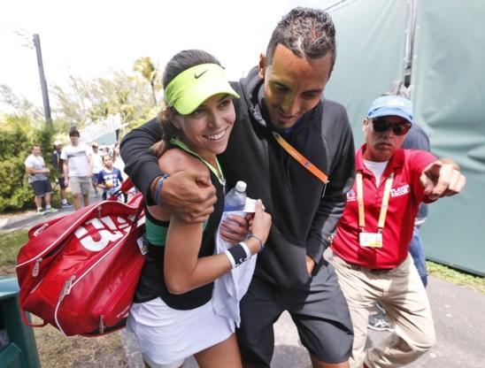 Indian Wells-winnares Elena Vesnina meteen uitgeschakeld in Miami
