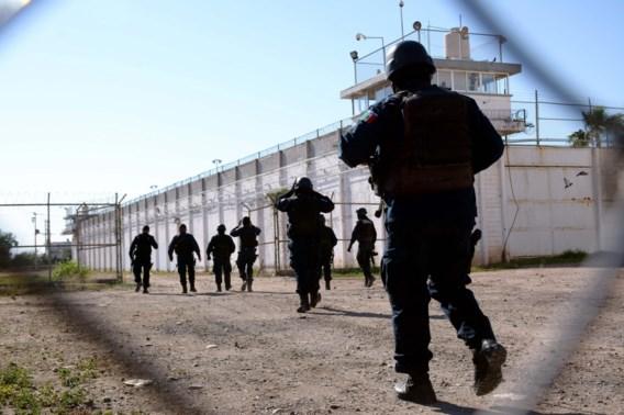 Minstens 29 gevangenen ontsnapt via tunnel in Mexico