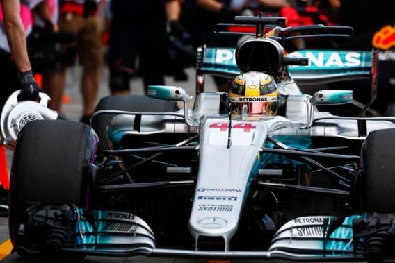 Mercedes boven tijdens eerste oefensessie GP van Australië, Vandoorne laatste
