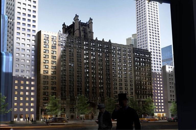 Staat de 'langste' wolkenkrabber straks in New York?