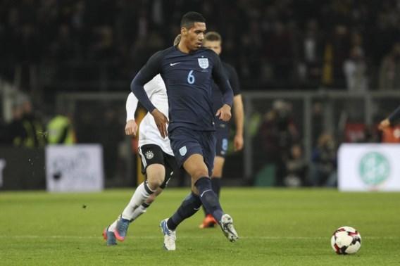 Smalling moet forfait geven voor wedstrijd Engeland tegen Litouwen