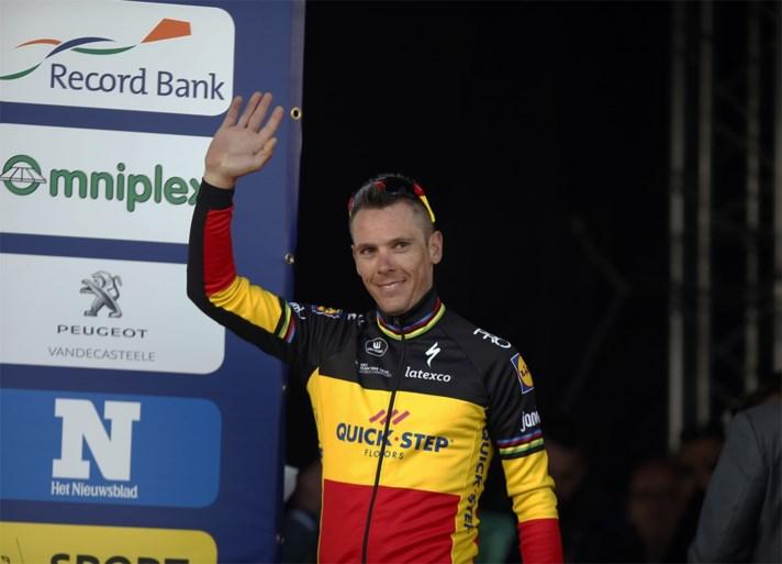 Geplaagd Lotto-Soudal rekent in Driedaagse op herstelde Gallopin, Quick Step is erg ambitieus