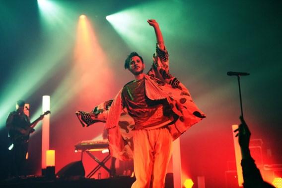 Oscar and the Wolf en Bazart samen op Lokerse Feesten