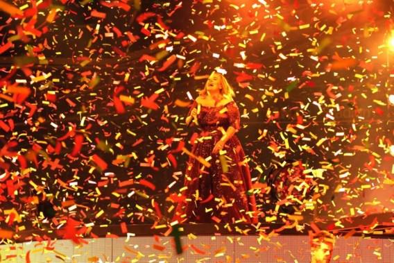 Van 'Hello' naar 'goodbye' voor Adele