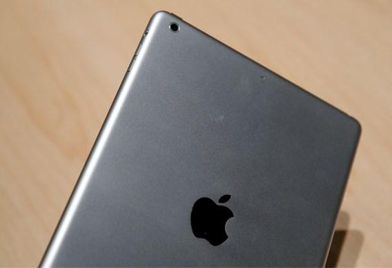 Apple heeft nieuwe iPad klaar