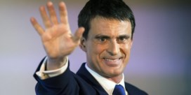 Franse ex-premier Valls steunt Macron