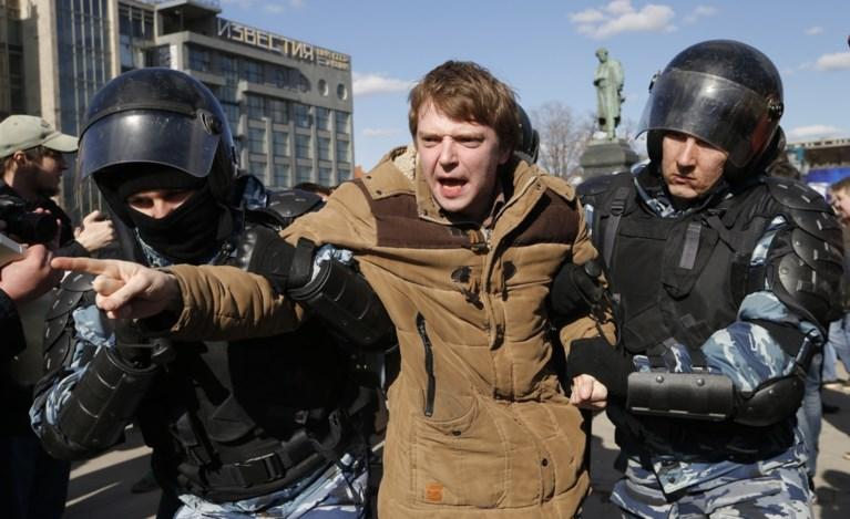 Waarom Poetin stilaan bang mag worden van de jeugd