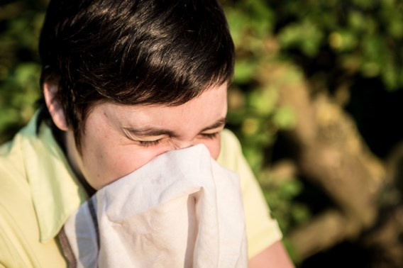Eerste opstoot allergieseizoen op komst