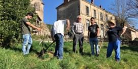 Crozant (Nouvelle-Aquitaine), waar vluchtelingen uit Calais een thuis vinden