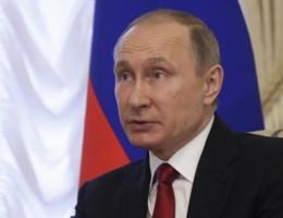 Poetin reageert op explosie Sint-Petersburg