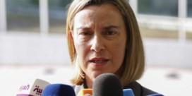 EU houdt vast aan vertrek Assad