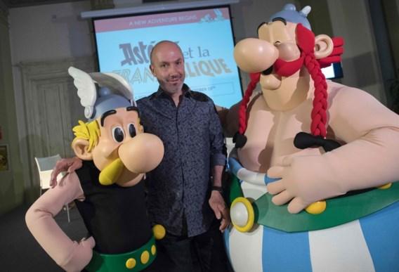 Nieuw album van Asterix en Obelix op komst