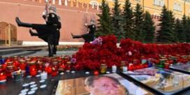 Acht arrestaties in Sint-Petersburg en Moskou