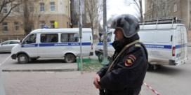 Springtuig gevonden bij raid in Sint-Petersburg