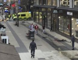 Tweede verdachte opgepakt in Stockholm