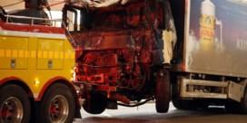 'Chauffeur probeerde gestolen vrachtwagen nog te stoppen'