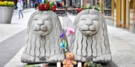 IN BEELD. Stockholm ontwaakt in rouw